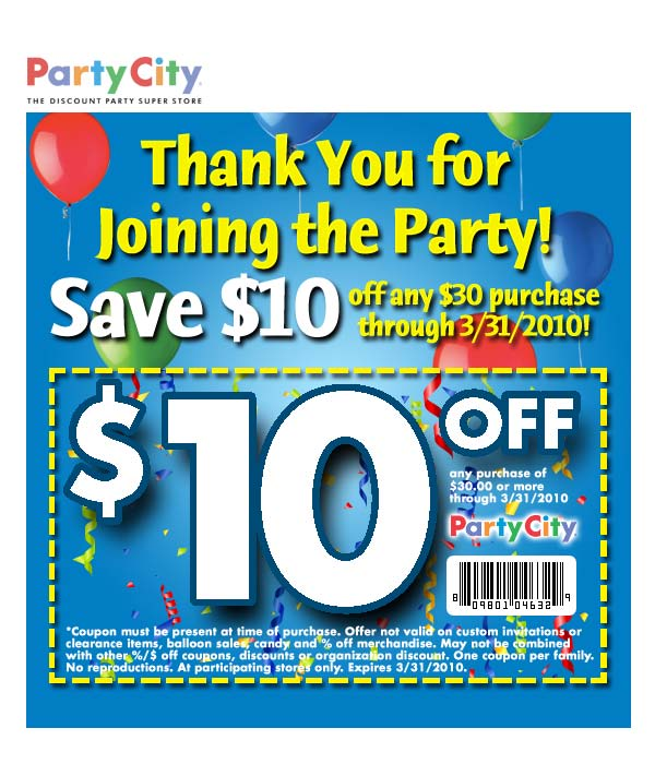 Party City is committed to being the best at helping customers celebrate every occasion. Not just the best place to find the perfect Halloween costume, loretco.ga offers birthday supplies, balloons, theme party essentials, supplies and much more.